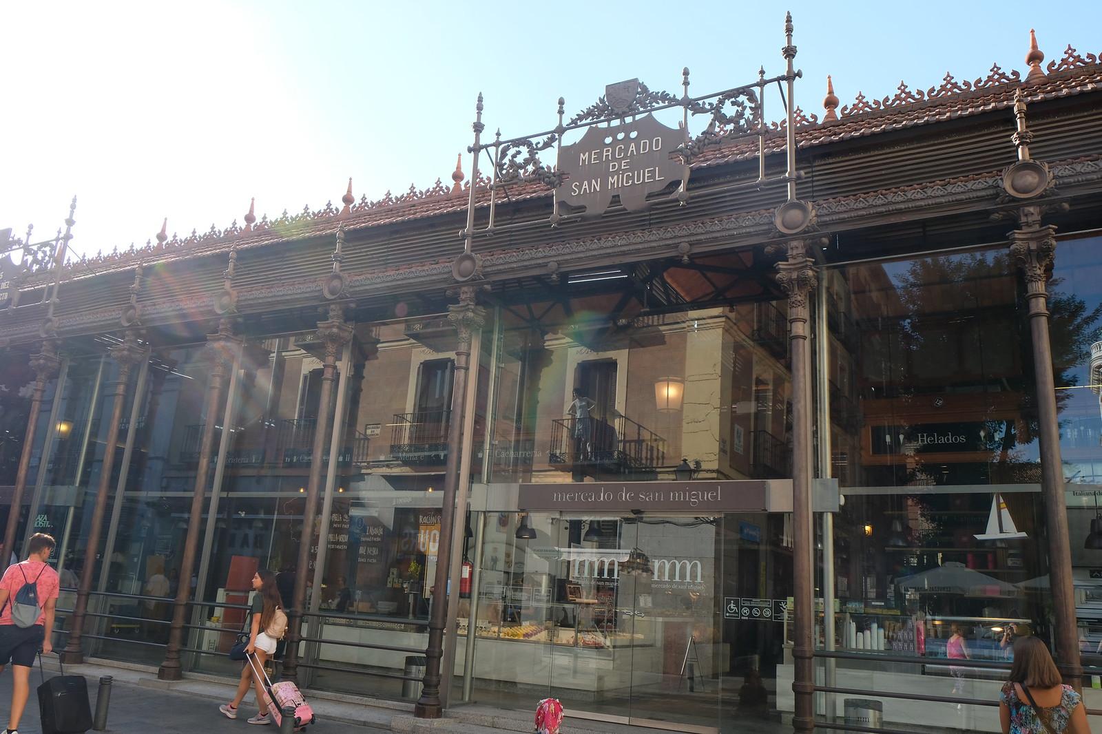 San Miguel Market| 2 Days in Madrid