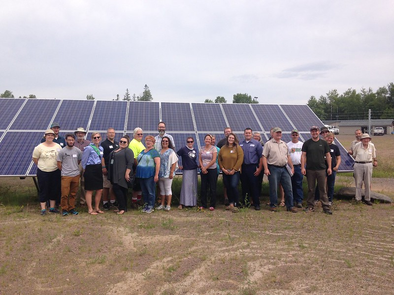 Fond du Lac Clean Energy Tour
