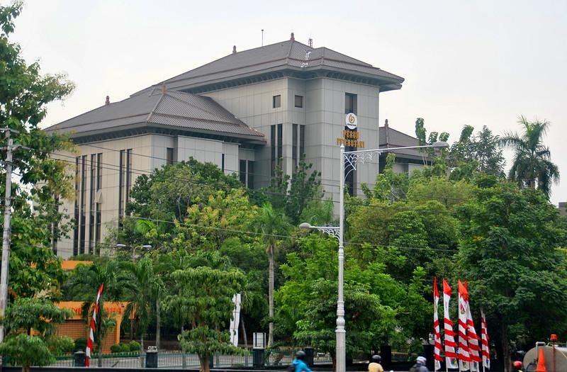 Gedung Perhutani Semarang