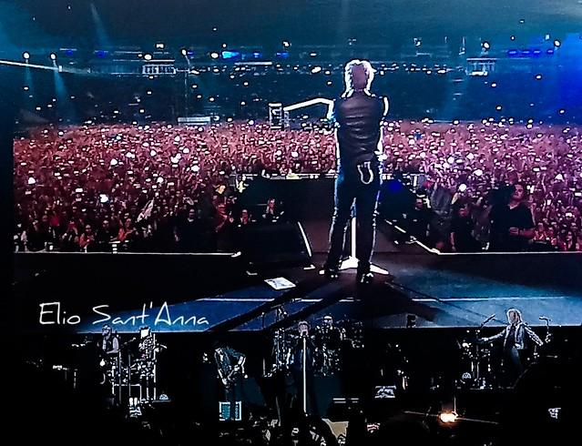Show extenso, surpresas e mudanças no repertório marcam show do Bon Jovi em São Paulo