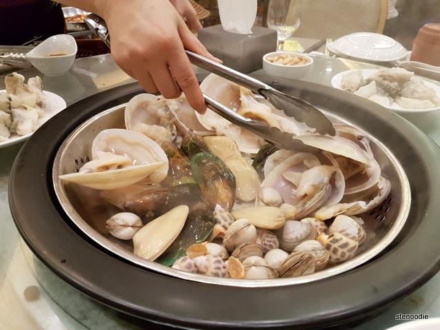 潮福蒸氣石鍋