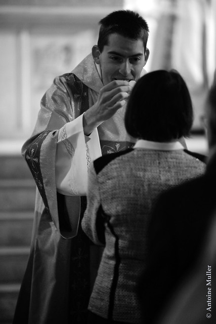 Ordination diaconale en vue du sacerdoce de David Antao Martins - samedi 16 septembre 2017