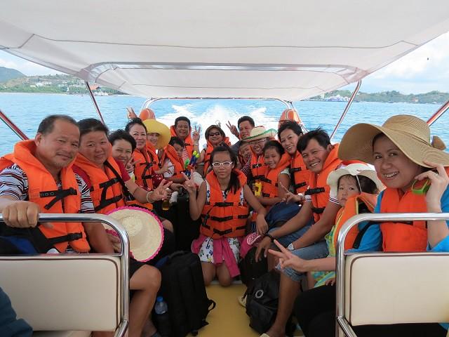 Tour 3 Đảo Cano Nha Trang