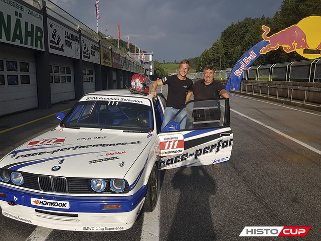 BOSCH Race Spielberg 2017 Fahrerlager