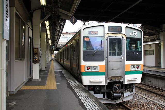 JNR Series 211
