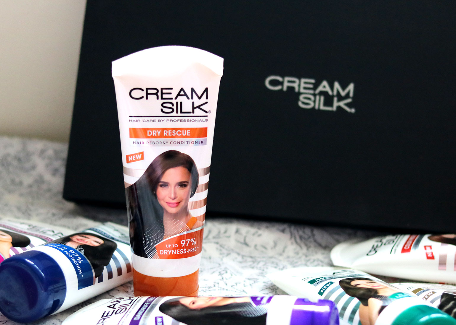 6 Cream Silk Power To Transform Customized Solutions Review Photos - Gen-zel She Sings Beauty