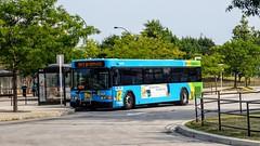 Montgomery County Transit Ride On 2016 Gillig Low Floor Advantage Diesel #44002D
