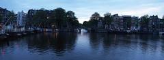 twilight@Amsterdam Panorama