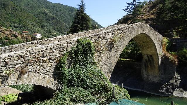 Liguria - Il ponte, Sony DSC-HX50