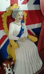 Lego Queen Elizabeth II