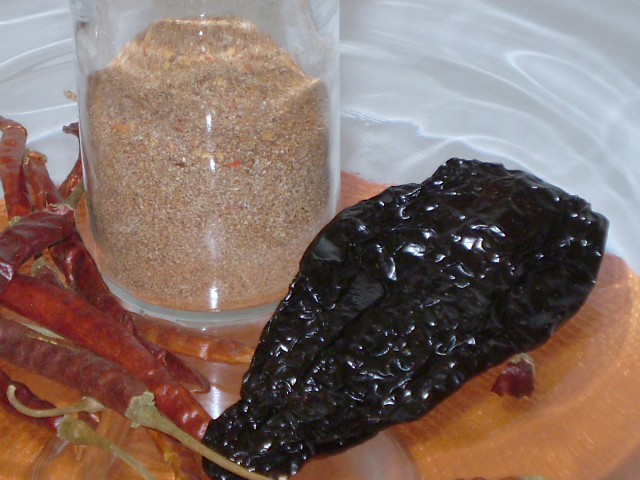 Barbacoa Seasoning