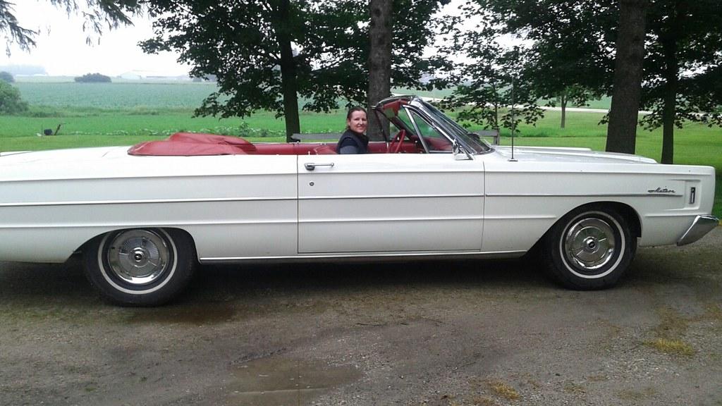 1965 Ford Mercury Meteor Montcalm Convertible