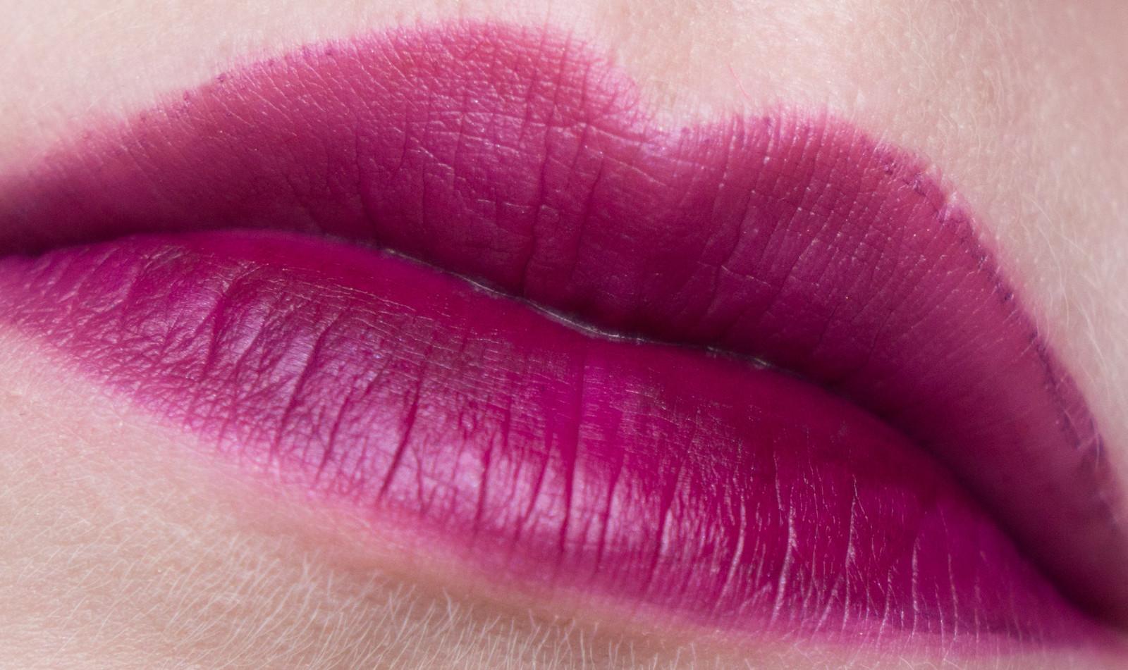 PUPA Made To Last Lip Tint 008 Hot Burgundy