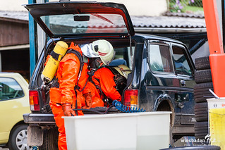 Gefahrguteinsatz Schlangebad-Niedergladbach 22.08.17