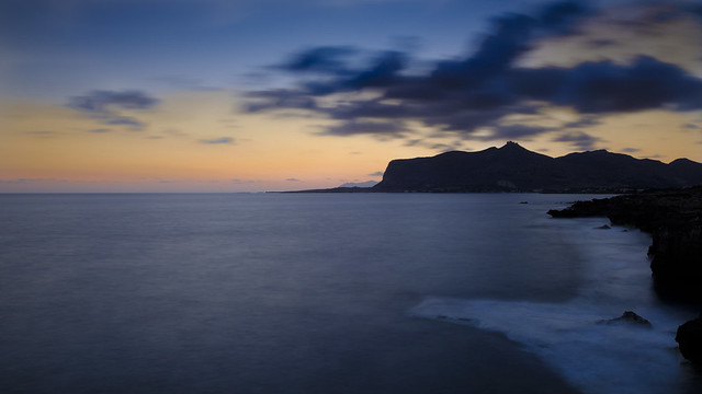sunset - Favignana - Italy