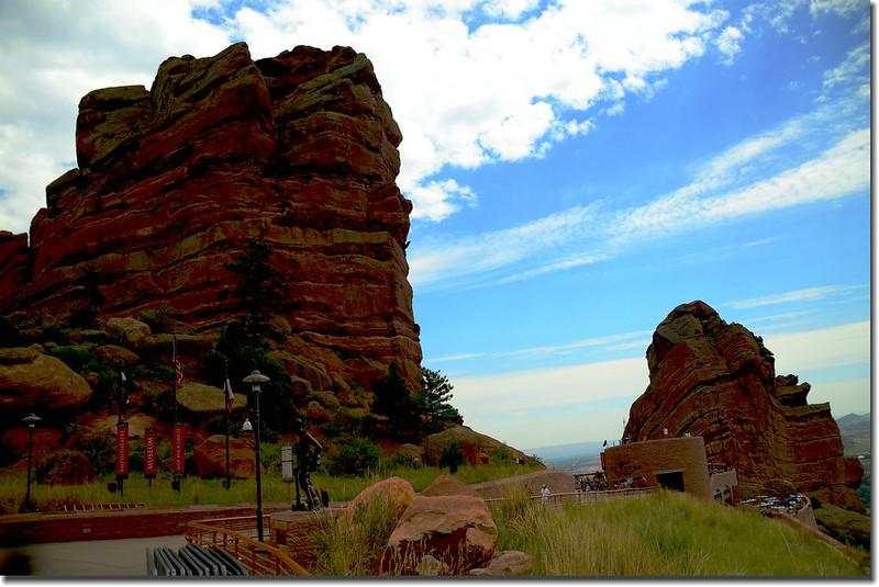 Amphitheater, Red Rocks Park (6)