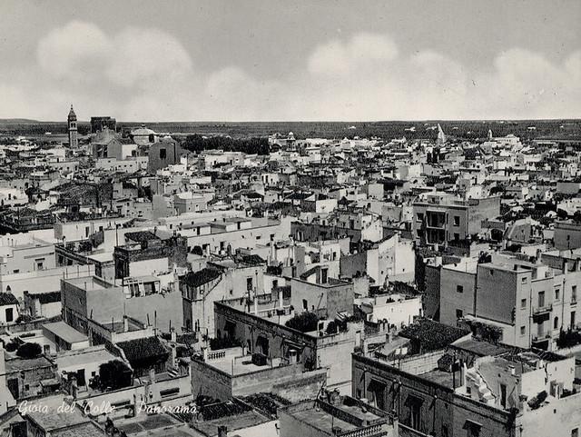 panorama gioia del colle, rigenerazione urbana