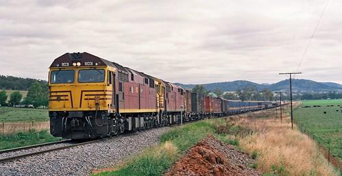 110-24 1991-12-29 8031 and 8008 at Bylong