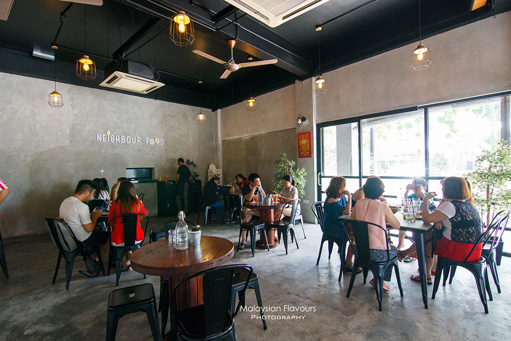 Neighbourfood Cafe Pandan Jaya KL