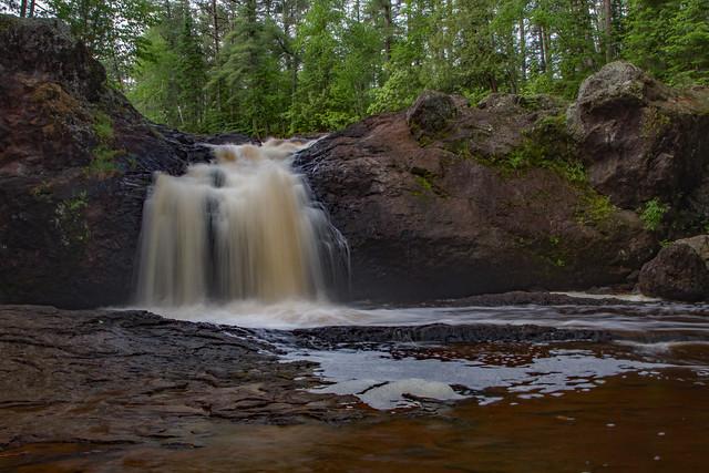 Upper Amnicon Falls Wisconsin