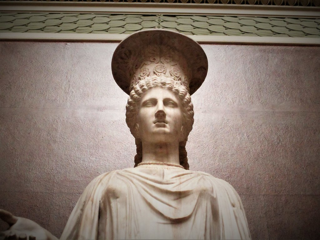 Townley Caryatid, British Museum