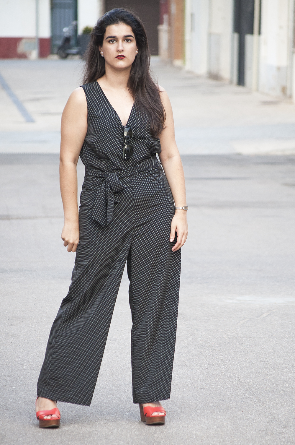 something fashion blogger influencer streetstyle spain valencia outfits summer jumpsuit inspiration_0582