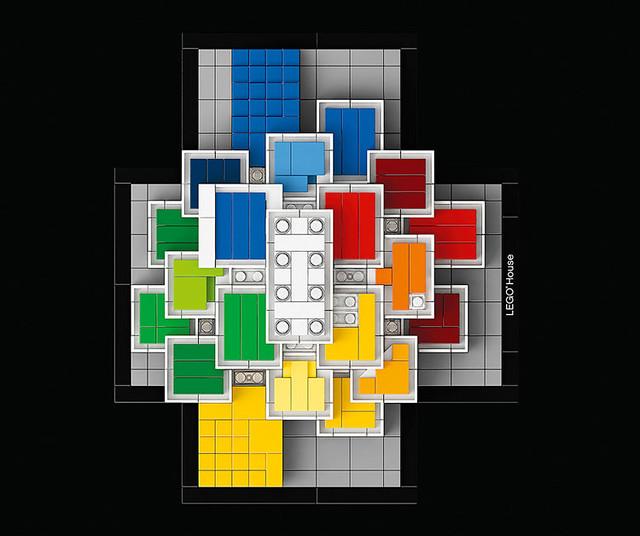 Lego Architecture 21037 LEGO House - Oficjalne zdjęcia 3