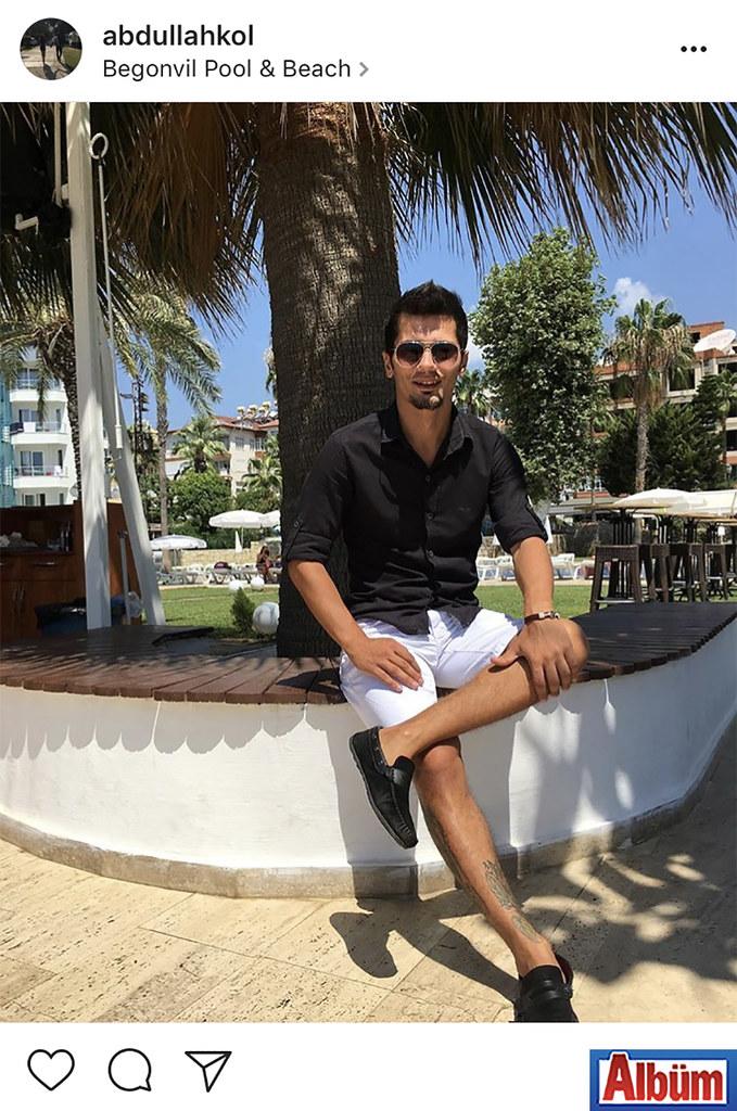 Begonvil Pool & Beach İşletme Müdürü Sercan Abdullah Kol, paylaştığı bu fotoğraf ile takipçilerinin beğenisini topladı.