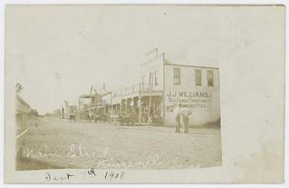 Main Street, Kingsville, Texas