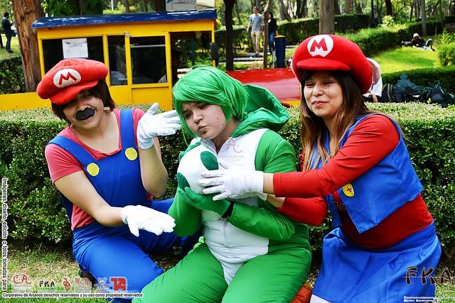 Sesión Mario Bros Temática Libre-10