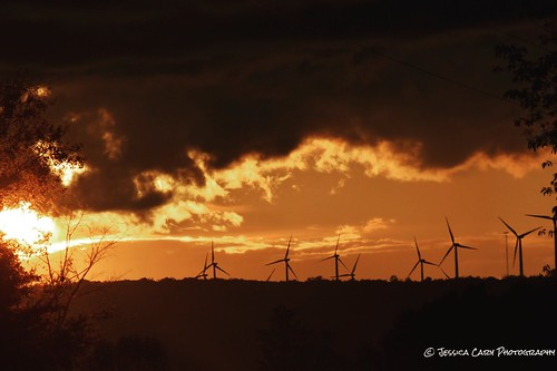 amateurphotogrpahy sunsets wow whataview windmills adirondacks northcountry landscapephotography photography
