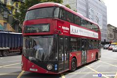 Wrightbus NRM NBFL - LTZ 1008 - LT8 - Archway 390 - Metroline - London 2017 - Steven Gray - IMG_1475