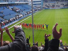 Bielefeld ./. Duisburg 0:4