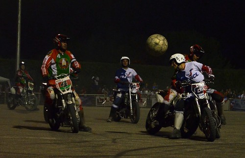 Motoball-EM 2017 / Motorbike-Football European Cup in France, Camaret/ Day 5