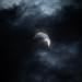 Partial (~70%) solar eclipse