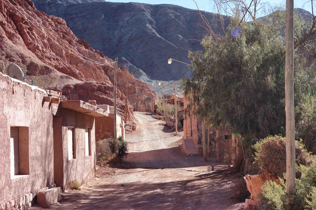 Purmamarca - Village
