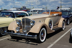 1934 Packard Victoria Convertible