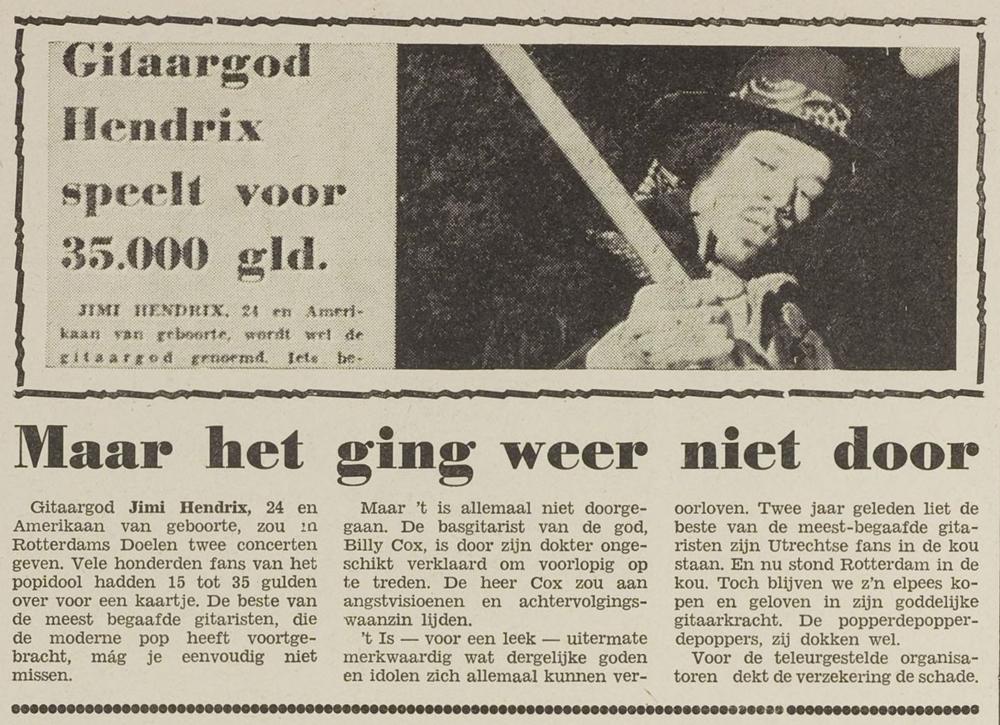 HET VRIJE VOLK (NETHERLANDS) SEPTEMBER 15, 1970