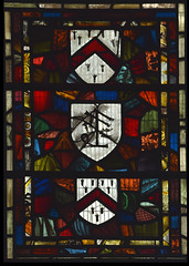 heraldic shields and merchant mark