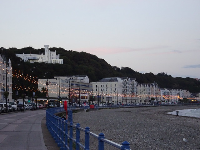 Twilight on the Promenade