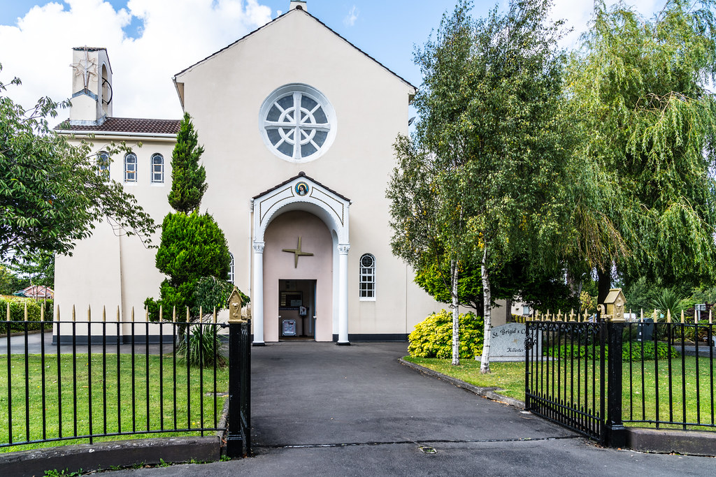 SAINT BRIGID'S CHURCH [KILLESTER]-131876