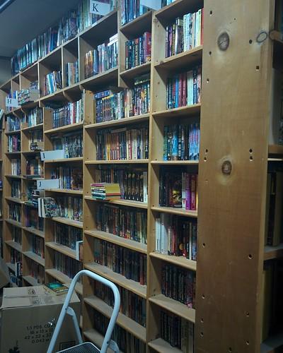 Eliot's Bookshop (1) #toronto #yongestreet #yongeandwellesley #eliotsbookshop #bookstore #usedbooks #books