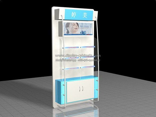 CS047 cosmetic counter displays