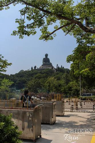 160914g Po Lin Monestary _14