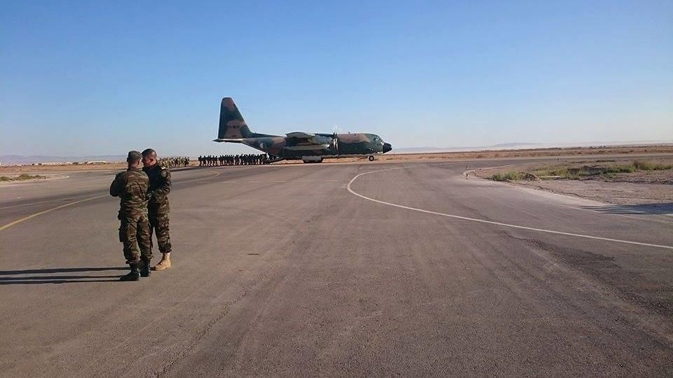 موسوعة الصور الرائعة للقوات الخاصة الجزائرية - صفحة 63 36561184013_1b763baeec_b