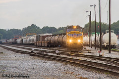 UP 4091 | EMD SD70M | NS Harris Yard