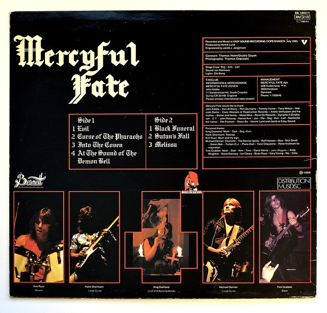 A0424 MERCYFUL FATE Melissa France 1080