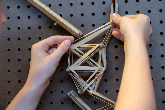 Marble Machines Rubber Bands