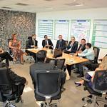 Reunião com os Auditores e Gestores do GDF. Foto: Carlos Santos