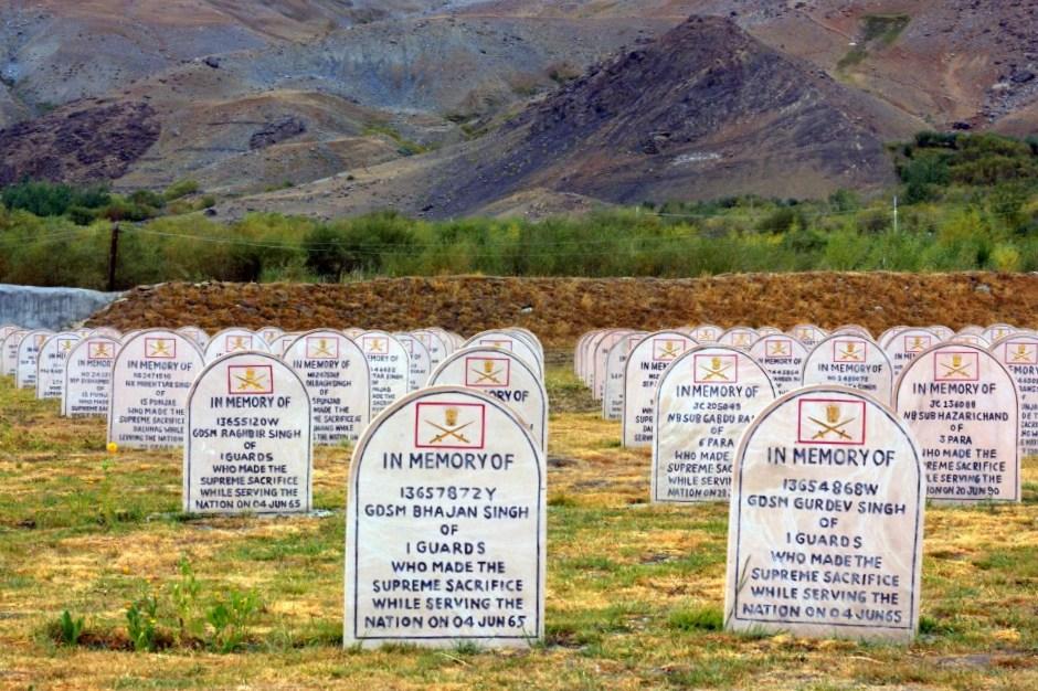 Kargil war memorial is a must stop on Srinagar Leh road trip